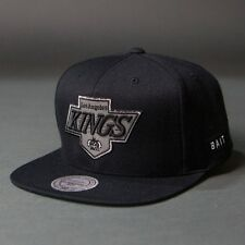 07f404c4a72933 BAIT x NHL x Mitchell And Ness Los Angeles Kings Classic Chevron Snapback  Cap (b