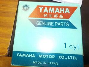 Yamaha Piston Rings 5A8-11610-00  NEW NOS