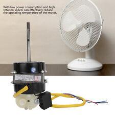 Electric Floor Fan Motor with 60W Dual Ball Bearing Copper Wire Motor Head 220V