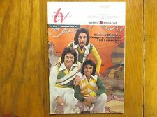 1975 News American TV Channels (THE  HUDSON  BROTHERS/TERESA  GRAVES/ABE  VIGODA