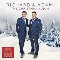RICHARD & ADAM The Christmas Album 10-trk CD NEW & UNPLAYED