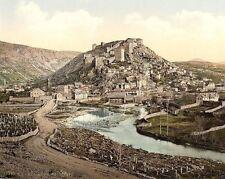 New 8x10 Photo - View of Sarajevo and the Miljacka River Bosnia Austria-Hungary