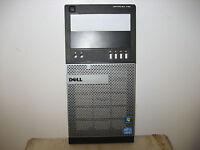 ( Lot of 5 ) Dell Optiplex 790 Mini Tower Front Case Bezel Panel Faceplate