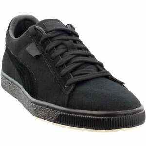 Puma Basket Classic Cocoon Lace Up  Mens  Sneakers Shoes Casual   - Black - Size