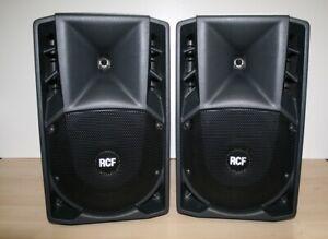 RCF Lautsprecherbox ART 708-A PAAR inkl. Hüllen gebraucht