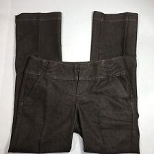 W62 Jeans Womens Size 4P Brown Wash Signature Fit Trouser Pants