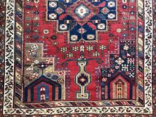 C 1930 Stunning Antique Vintage Exquisite Hand Made Rug 5' X 6' 6�