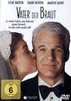 Vater der Braut (1992)[DVD/NEU/OVP] Remake von Walt-Disney mit Steve Martin