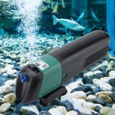 Aquarium Fish Tank Submersible Water Internal Filters Oxygen UV Sterilizer Lamp