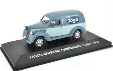 LANCIA ARDEA 800 FURGONCINO - 1:43 DIECAST ITALIAN VAN TRUCK MODEL CAR IXO 6