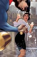 SUPERMAN #2 ADAM HUGHES VARIANT DC COMICS BENDIS MAN OF STEEL 2018 LOIS LANE