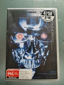 The Terminator 2 Disc Set Definitive Edition