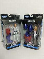 X-Men Iceman Mockingbird Sharon Carter Dora Milaje Marvel Legends