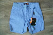 Ben Sherman-boys cotton blue/white striped shorts.4/6y(110 cm).BNWT