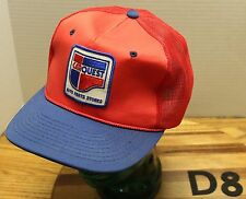 VINTAGE CARQUEST CAR QUEST NFL SPORTS SPECIALTIES SNAPBACK HAT VERY GOOD COND D8