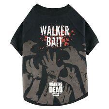 Walking Dead Walker Bait Dog T-Shirt Large