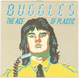 Buggles , The Age Of Plastic   Vinyl Record *USED*