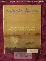 Saturday Review May 22 1965 ENVIRONMENT STEWART UDALL WALLACE STEGNER PETER BART
