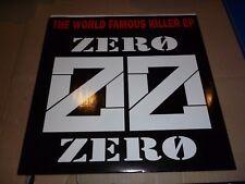 """Zero zero – The World Famous Killer Ep (12"""") KICKIN"""