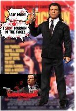 Vincent VEGA Quentin Tarantino Pulp Fiction Talking BEELINE Figur John Travolta