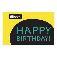 Knock Knock! feliz cumpleaños! aquí por Knock Knock LLC (de Bolsillo, 2016)