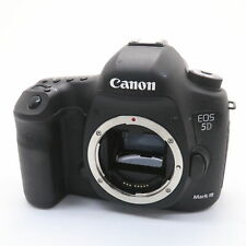 Canon EOS 5D Mark III Body shutter count 11000 shots