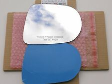 077RC 010-14 LEXUS RX350 RX450H Mirror Glass +FULL ADHESIVE Passenger Side Right