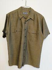 Wilke Rodriguez shirt, casual dress, going out, short sleeve, medium, silky