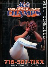Schedule Baseball New York Mets - 2001 - Delta Al Leiter