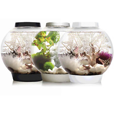 biOrb Classic 15L Aquariums with MCR Lighting in Silver, Black or White