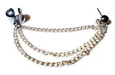 CLEARANCE One Piece Fashion Silver Tassel Chain Earrings & Ear Cuff Studs
