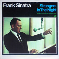 Frank Sinatra - Strangers In The Night MONO (VG/EX) [05-0943] vinyl LP
