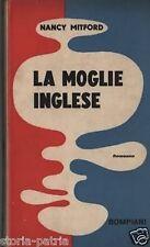 LA MOGLIE INGLESE_MITFORD_ARTE_DESIGN_GRAFICA_BELLA COPERTINA DI BRUNO MUNARI