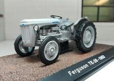 Ferguson Te-20 Tractor Year 1953 Gray 1 3 2 Atlas