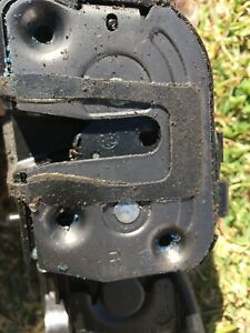 Ford Falcon BA BF XR6 Front Right Driver Side Door Actuator(7)