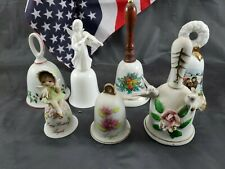 Instant Bell Collection Lot Of 7 Vintage Bells (1)