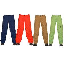 Oneill Volta Pantalones Esquí Snowboard Pantalón Pantalón Funcional Niños