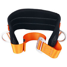 YaeCCC Safety Climbing Harness Belt Fall Arrest Kit with Hip Pad and 2 D Rings
