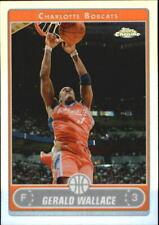 2006-07 Topps Chrome Refractors Basketball Card Pick