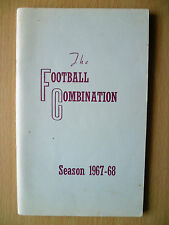 1967/68 The Football COMBINATION
