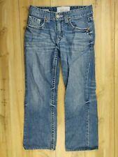Big Star Pioneer Men's Denim Boot Cut Jeans 31R Buckle