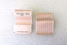 RCA LED32C45RQ T-Con Board LVDS Ribbon Cable