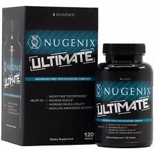 NUGENIX ULTIMATE Testosterone Booster for Men