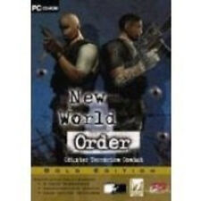 (PC) New World Order * nuevo & inmediatamente *