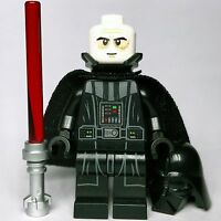 STAR WARS lego DARTH VADER sith lord minifig death star GENUINE 75159 NEW CAPE