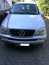 Mercedes Benz ML 320 - LPG