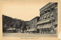 c.1915 Stores Main St. Brewster NY post card Putnam county