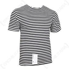 Magliette da uomo neri a righe , Taglia XL