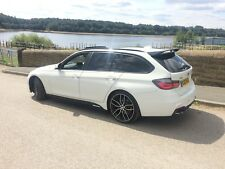 2013 63 BMW 3 SERIES 3.0 330D XDRIVE TOURING  AUTO DIESEL DAMAGED REPAIRED