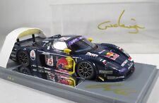 MASERATI MC12 GT1 #15 JMB RACING signed Wendlinger & Bertolini SPA 2005 BBR 1:43